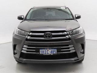 2018 Toyota Kluger GSU55R MY17 Grande (4x4) Grey 8 Speed Automatic Wagon.