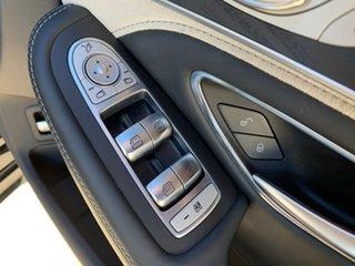2016 Mercedes-Benz C-Class W205 807MY C63 AMG SPEEDSHIFT MCT S 7 Speed Sports Automatic Sedan