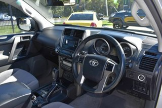 2009 Toyota Landcruiser Prado KDJ150R GXL (4x4) Silver 5 Speed Sequential Auto Wagon