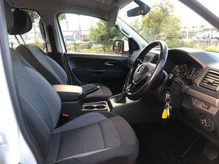 2017 Volkswagen Amarok 2H MY17 TDI420 4MOTION Perm Core Plus White 8 Speed Automatic Utility