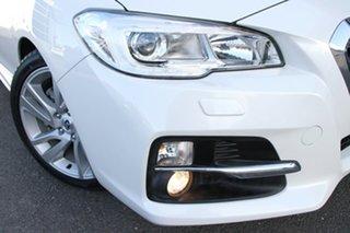 2016 Subaru Levorg V1 MY17 2.0 GT CVT AWD White 8 Speed Constant Variable Wagon.