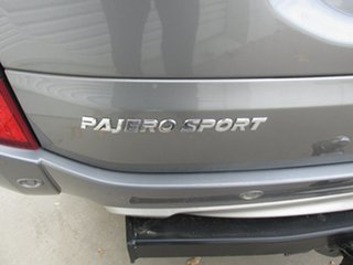 2017 Mitsubishi Pajero Sport QE MY17 GLX 8 Speed Sports Automatic Wagon