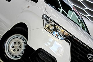 2018 Hyundai iLOAD TQ4 MY19 6S Twin Swing White 5 Speed Automatic Crew Van.