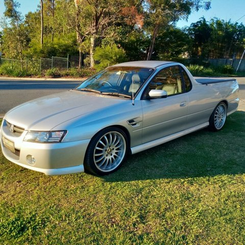 Used Holden Commodore VY S Southport, 2003 Holden Commodore VY S 4 Speed Automatic Utility