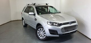 2015 Ford Territory SZ MkII TX Seq Sport Shift Silver 6 Speed Sports Automatic Wagon.