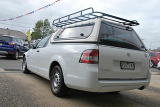 2009 Holden Commodore VE MY09.5 Omega White 4 Speed Automatic Utility