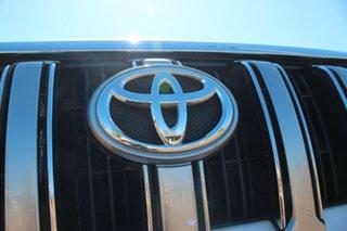 2015 Toyota Landcruiser Prado GDJ150R VX Crystal Pearl 6 Speed Sports Automatic Wagon
