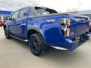 2021 Isuzu D-MAX RG MY21 X-TERRAIN Crew Cab Cobalt Blue 6 Speed Sports Automatic Utility.