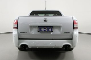2017 Holden Ute VF II MY17 SV6 White 6 Speed Automatic Utility
