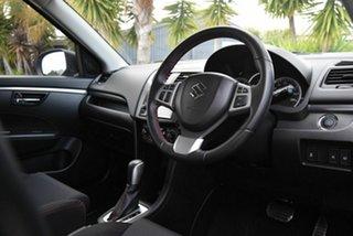 2016 Suzuki Swift FZ MY15 Sport Grey 7 Speed Constant Variable Hatchback