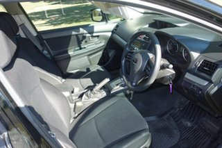 2012 Subaru XV G4X MY12 2.0i Lineartronic AWD Blue 6 Speed Constant Variable Wagon