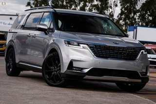 2021 Kia Carnival KA4 MY21 Platinum Silver 8 Speed Sports Automatic Wagon.