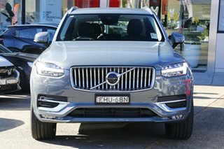2019 Volvo XC90 L Series MY19 D5 Geartronic AWD Inscription Grey Thunder 8 Speed Sports Automatic