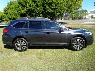 2015 Subaru Outback B6A MY15 2.5i CVT AWD Grey 6 Speed Constant Variable Wagon.