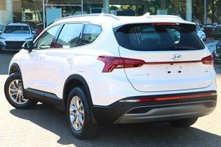 2021 Hyundai Santa Fe Tm.v3 MY21 White Cream 8 Speed Sports Automatic Wagon.