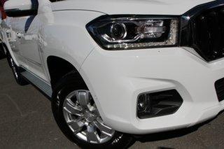 2019 LDV T60 SK8C Pro Blanc White 6 Speed Sports Automatic Utility.