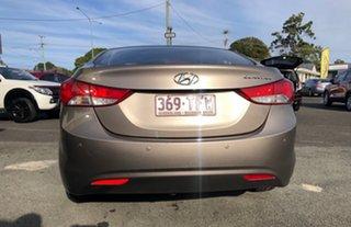 2013 Hyundai Elantra MD2 Active Grey 6 Speed Sports Automatic Sedan
