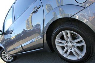 2009 Mitsubishi Grandis BA MY09 VR-X Effect Grey Pearl/leather 4 Speed Sports Automatic Wagon