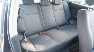 2009 Holden Barina TK MY09 Black 5 Speed Manual Hatchback