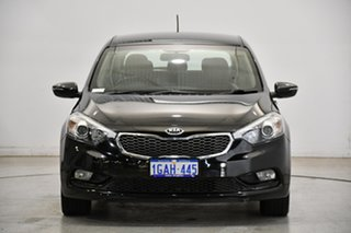 2016 Kia Cerato YD MY16 SI Black 6 Speed Sports Automatic Hatchback.