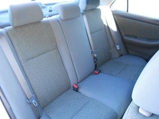 2006 Toyota Corolla ZZE122R 5Y Ascent Blue 5 Speed Manual Sedan