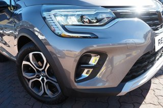 2021 Renault Captur JB MY21 Intens EDC Diamond Black/atacam 7 Speed Sports Automatic Dual Clutch.
