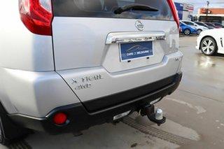 2012 Nissan X-Trail T31 Series IV ST Silver 6 Speed Manual Wagon.