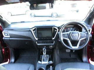 2020 Isuzu D-MAX 21MY X Terrain Red 6 Speed Automatic Dual Cab