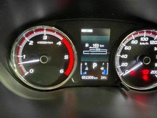 2018 Mitsubishi Triton MR MY19 GLX+ Double Cab White Solid 6 Speed Sports Automatic Utility