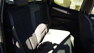 2014 Holden Colorado RG MY14 LT (4x4) Blue 6 Speed Manual Crew Cab Pickup
