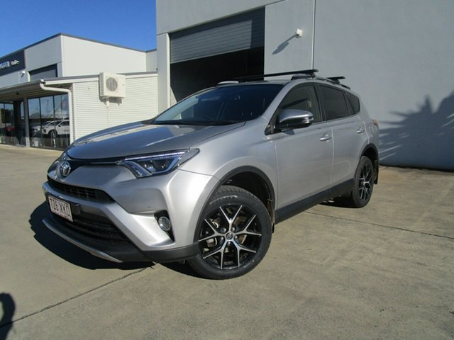 Used Toyota RAV4 ZSA42R GXL 2WD Caboolture, 2017 Toyota RAV4 ZSA42R GXL 2WD Silver 7 Speed Constant Variable Wagon