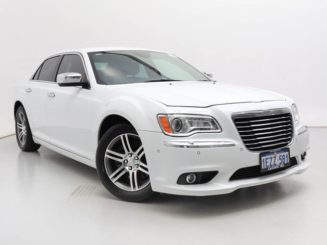 Used Chrysler 300 MY15 C, 2015 Chrysler 300 MY15 C White 8 Speed Automatic Sedan