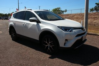 2018 Toyota RAV4 ZSA42R GXL 2WD Crystal Pearl 7 Speed 1 SP AUTOMATIC Wagon.