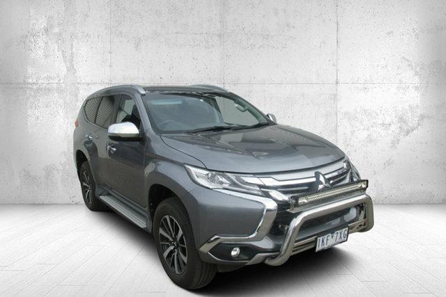Used Mitsubishi Pajero Sport QE MY17 GLX Bendigo, 2017 Mitsubishi Pajero Sport QE MY17 GLX 8 Speed Sports Automatic Wagon