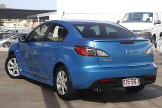 2010 Mazda 3 BL10F1 Maxx Activematic Sport Celestial Blue 5 Speed Sports Automatic Sedan.