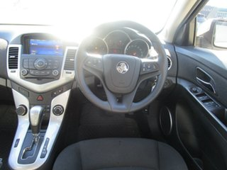 2014 Holden Cruze JH Series II MY14 Equipe Silver 6 Speed Sports Automatic Hatchback