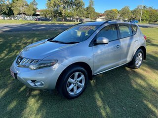 2009 Nissan Murano Z51 TI Silver 6 Speed Constant Variable Wagon