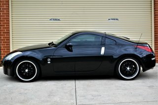 2003 Nissan 350Z Z33 Touring Black 5 Speed Sports Automatic Coupe