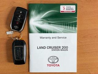 2019 Toyota Landcruiser VDJ200R Sahara Magnetic Grey 6 Speed Sports Automatic Wagon