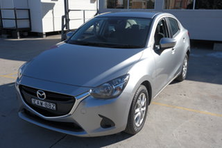 2019 Mazda 2 DL2SAA Maxx SKYACTIV-Drive Aluminium 6 Speed Sports Automatic Sedan.