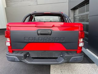 2018 Holden Special Vehicles Colorado RG MY18 SportsCat Pickup Crew Cab Red 6 Speed Sports Automatic