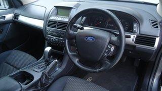 2008 Ford Falcon FG XT Black 5 Speed Sports Automatic Sedan.