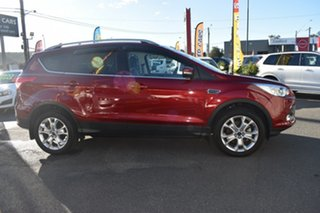 2015 Ford Kuga TF MY16 Trend AWD Red 6 Speed Sports Automatic Wagon.