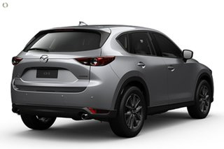 2021 Mazda CX-5 KF4WLA GT SKYACTIV-Drive i-ACTIV AWD Silver 6 Speed Sports Automatic Wagon