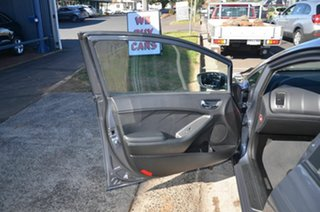2015 Kia Cerato YD MY15 SI Grey 6 Speed Automatic Hatchback