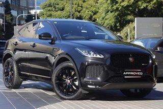 2020 Jaguar E-PACE X540 20MY Standard R-Dynamic HSE Black 9 Speed Sports Automatic Wagon.