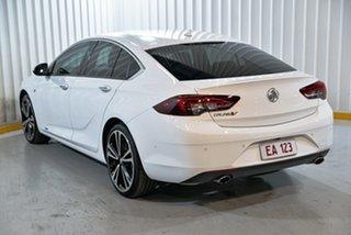 2018 Holden Calais ZB V White 9 Speed Automatic Liftback