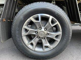 2017 Toyota Hilux GUN126R SR Extra Cab Grey 6 Speed Manual Utility.