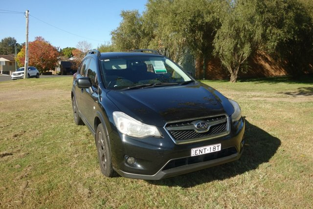 Used Subaru XV G4X MY12 2.0i Lineartronic AWD East Maitland, 2012 Subaru XV G4X MY12 2.0i Lineartronic AWD Blue 6 Speed Constant Variable Wagon