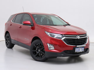 2017 Holden Equinox EQ MY18 LT (FWD) Red 9 Speed Automatic Wagon.